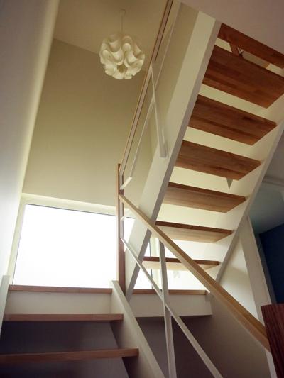 ▲高宮の家の階段